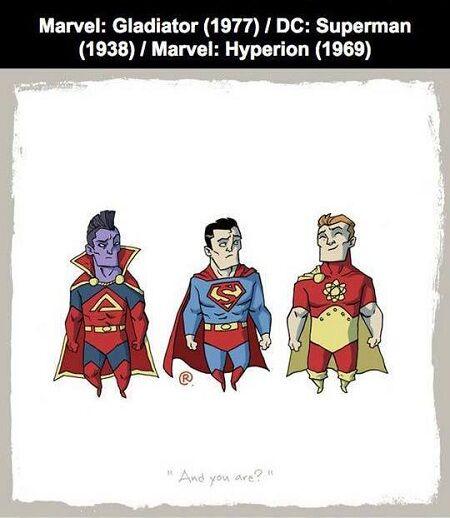 Karakter Ds Vs Marvel 3