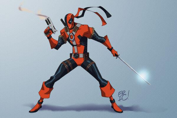 Karakter Marvel Fusion Dengan Dc 11