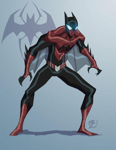 Karakter Marvel Fusion Dengan Dc 4
