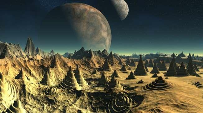 Astronom Temukan 3 Planet yang Berpotensi Didiami Alien