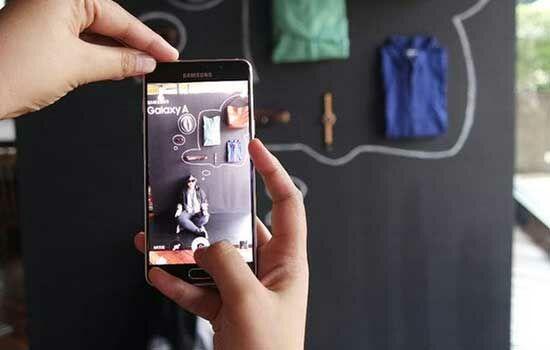 Samsung Galaxy A Awareness 6