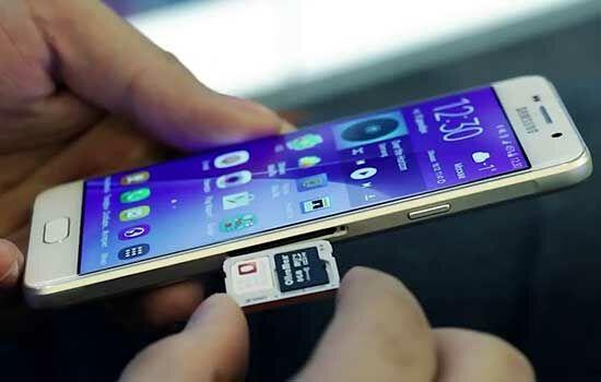 Samsung Galaxy A Awareness 9