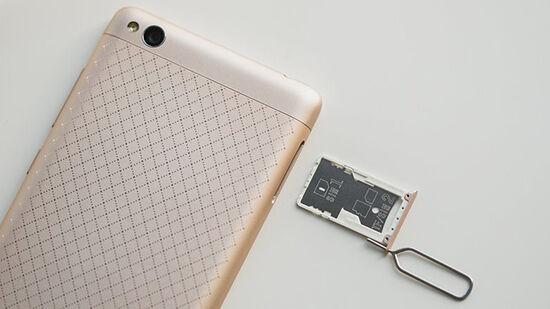 Smartphone Android Dual Sim Xiaomi Redmi 3