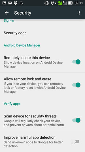 android device manager 4