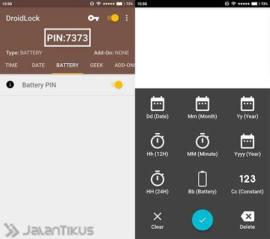 Aplikasi Kunci Smartphone Unik 4