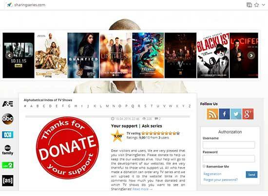 Kumpulan List Situs Live Streaming Film Gratis, Gak Harus ...