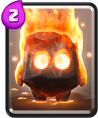 Kartu Fire Spirit