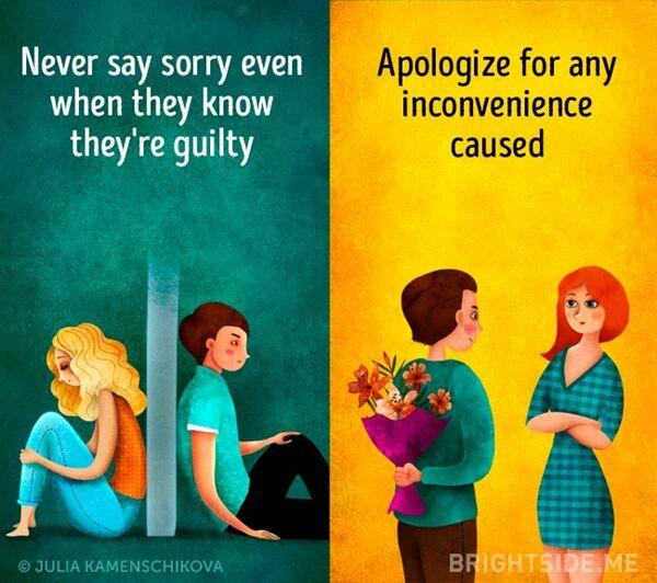 Perbandingan Kelakukan Baik Dan Buruk 2