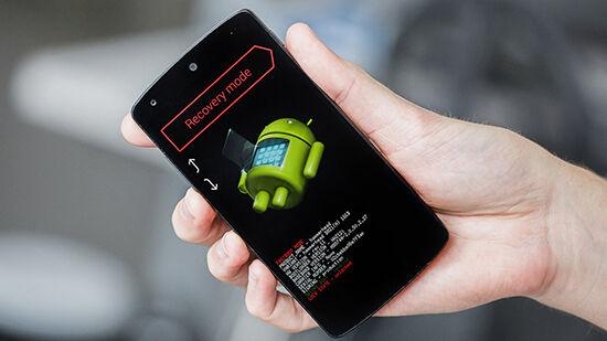 Cara Mengatasi Android yang Mati Total 4