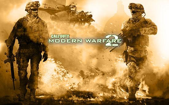 CALL of Duty Modern Warfare 2 game dengan biaya pembuatan paling mahal