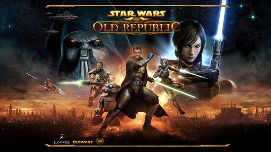 Game dengan biaya pembuatan paling mahal Star Wars The Old Republic