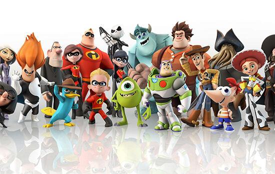 game termahal di dunia Disney Infinity