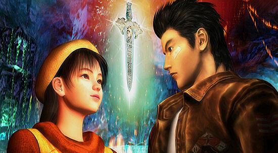 game termahal di dunia Shenmue II