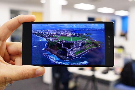 phablet Android terbaik sony xperia z5 premium