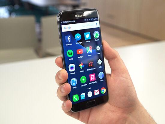 phablet android terbaru samsung galaxy s7 edge