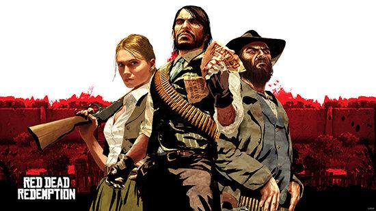 Red Dead Redemption game dengan biaya pembuatan paling mahal