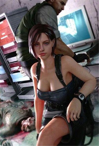 Jill Valentine Resident Evil Series Karakter Game Paling Hot