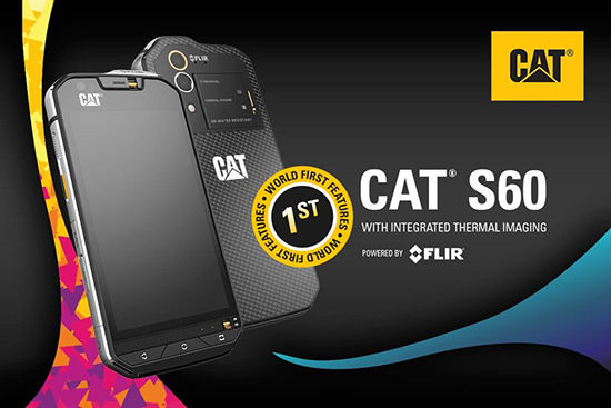 Spesifikasi Cat S60