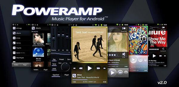 aplikasi pemutar musik terbaik android 7