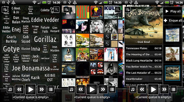 aplikasi pemutar musik terbaik android 9
