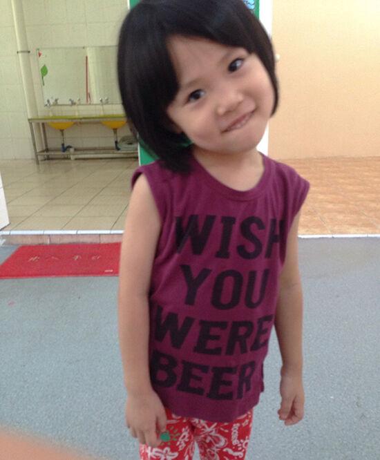 Foto T Shirt Aneh Bahasa Inggris 21