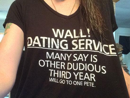 Foto T Shirt Aneh Bahasa Inggris 24