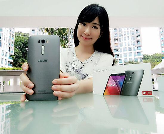 Android Ram 3gb Asus Zenfone Laser