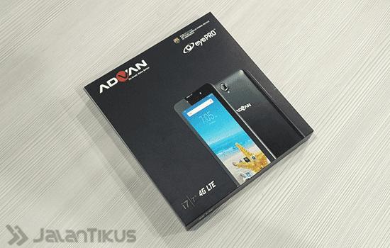 Review Advan Vandroid I7 4G