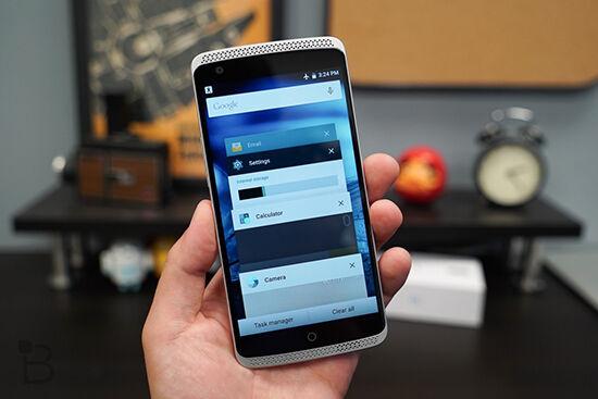 smartphone android murah bulan juni zte axon 7