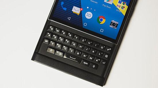 Keyboard Fisik Blackberry Priv