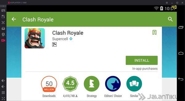 Koplayer Emulator Paling Ringan 7