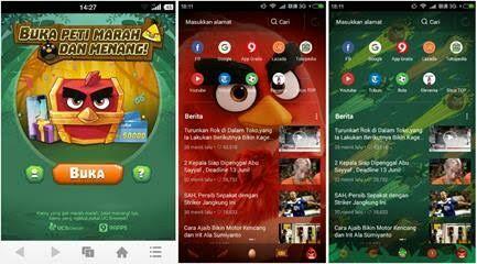 Uc Browser Mobile Browser Media Pemasaran Dunia Hiburan 2