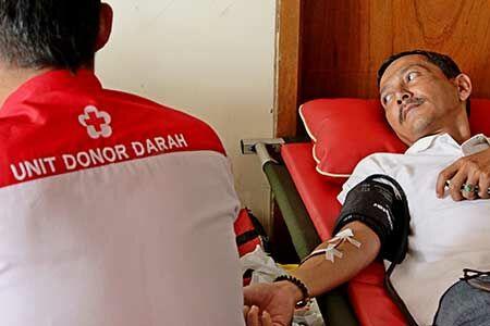 Donor Darah Saat Puasa