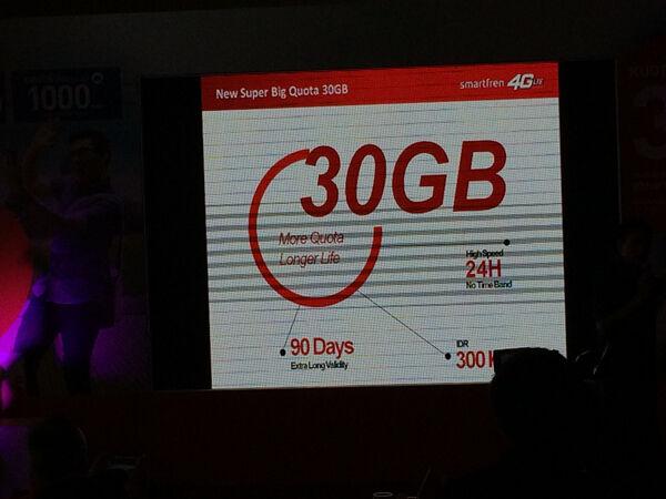 paket internet 4g paling murah smartfren 3