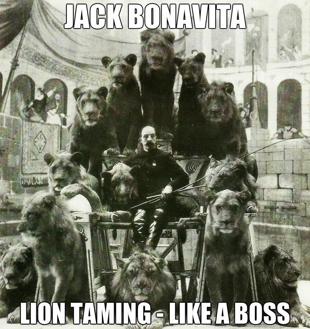 Kapten Jack Bonaventura