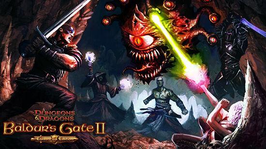 game non-freemium terbaik dengan grafis paling menawan Baldurs Gate