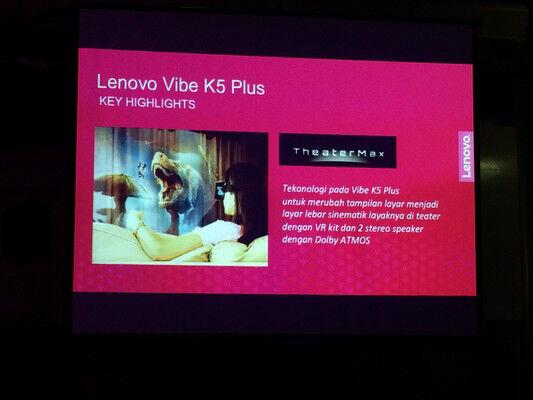 Lenoov Vibe K5 Plus Smartfren 14