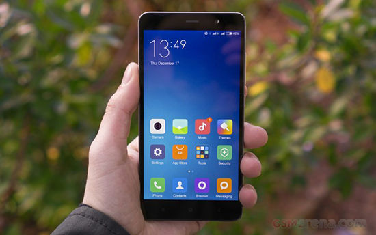 smartphone android china terbaik xiaomi redmi note 3