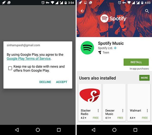 Cara Instal Aplikasi Android 5