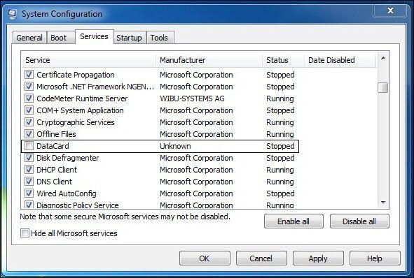 cara menghilangkan virus di komputer 3