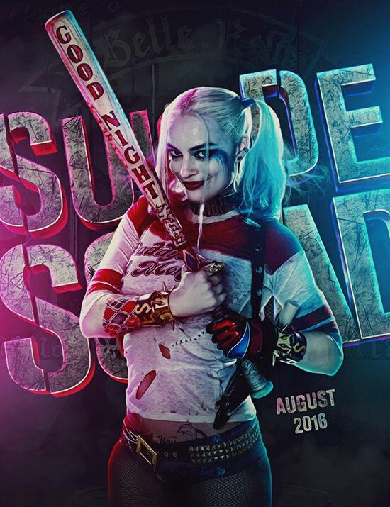 Harley Quinn Asli