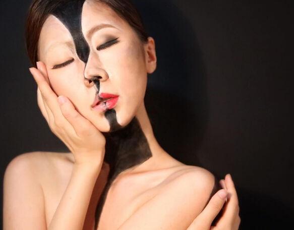 Ilusi Optik Di Wajah 2
