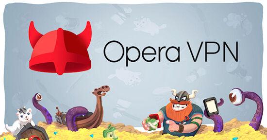 cara menggunakan vpn opera