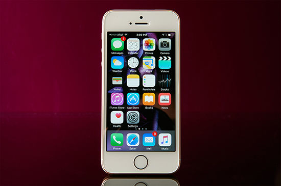 smartphone flagship iphone se