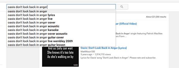Cara Menampilkan Lirik Di Youtube 6