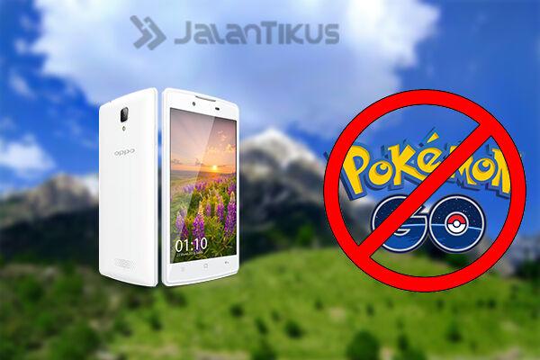 smartphone android tidak bisa main pokemon go 3