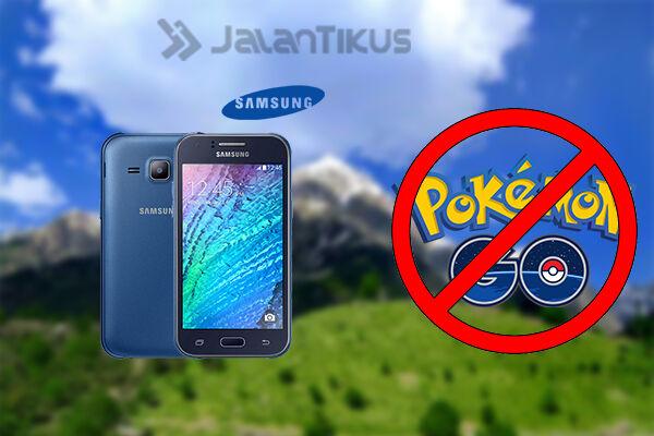 smartphone android tidak bisa main pokemon go 4