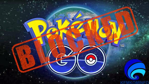 Pokemon Go Diblokir 1