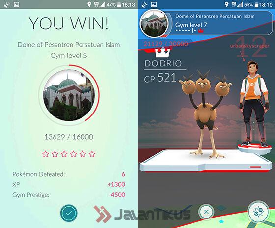 winning gyms
