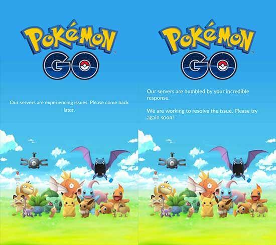 Hal Menyebalkan Saat Bermain Pokemon Go